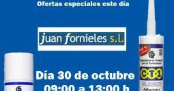 Invitación Fornieles CT1 30-10-19