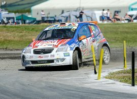 Lomax, MSA Toyo Tires British Rallycross Championship Round 4 and 5