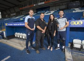 CT1 are Proud Supporters and Sponsors of The Cardiff Blues