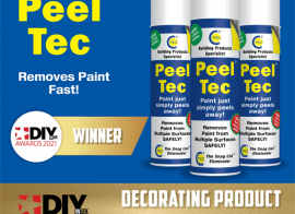 Peel Tec Wins Decorating Product of the Year 2021