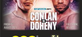 CT1 Proud Sponsors of TJ Doheny