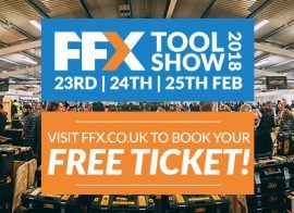 Come see us live at the FFX Tool Show 2018!