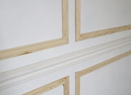 How to Use CT1 to Install Panelling