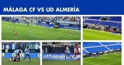 Málaga FC VS Almería