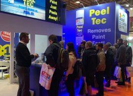 Post show with Peel Tec