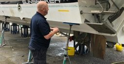 PeelTec the latest technology in removing paint, rust and Antifoul!