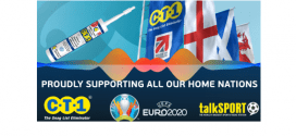 CT1 Supporting all our Home Nations, Euros 2021