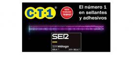 CT1 número 1 en España en asociación con SER