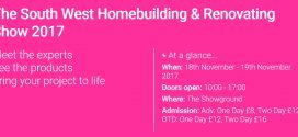 South West Homebuilding & Renovating Show See us Live!
