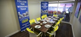 CT1 corporate box with Crystal palace