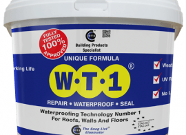 How to make effective repairs to damaged concrete walkways using WT1