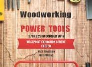 See us live at the WoodWorking & Power Tool Show