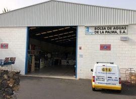"""¡¡Damos la bienvenida a nuestro nuevo socio comercial """"Bolsa de Aguas de la Palma"""" como miembro de la familia de C-Tec Spain!!"""