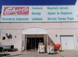 """¡¡Damos la bienvenida a nuestro nuevo socio comercial """"CAHERSA CORIA"""" como miembro de la familia de C-Tec Spain!!"""