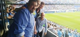 CT1 Spain Support Malaga FC!