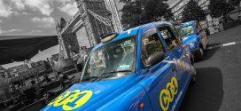 CT1 whizzing around London!