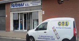 """¡¡Damos la bienvenida a nuestro nuevo socio comercial """"Fertrans S.L."""" como miembro de la familia de C-Tec Spain!!"""