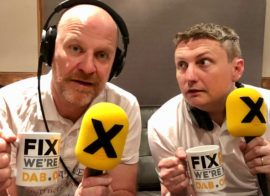 Lee and Dean and Fix radio show