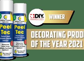 3 Reasons Why Peel Tec is a 2021 DIY Week Awards Winner