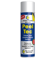 Peel Tec – Paint Just Simply Peels Away!