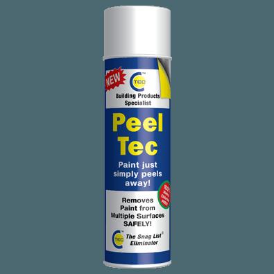 Peel Tec – Paint Just Simply Peels Away!