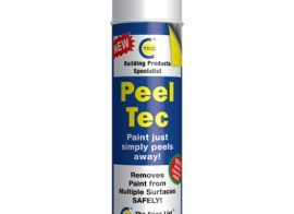 Why Peel Tec Has Been Named The Ultimate Graffiti Remover