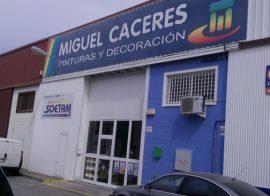 Pinturas Miguel Cáceres S.L.U