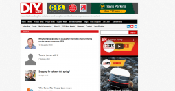 DIY Weekly Featuring Travis Perkins