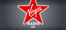 BT1 on Virgin Radio